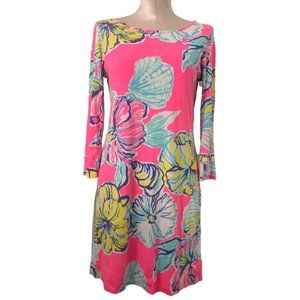 Lilly Pulitzer Marlowe Boatneck Dress - Size Small